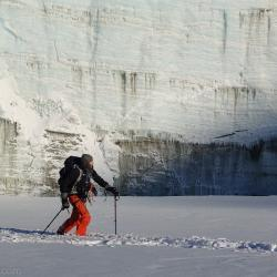 Des Poilus Glacier