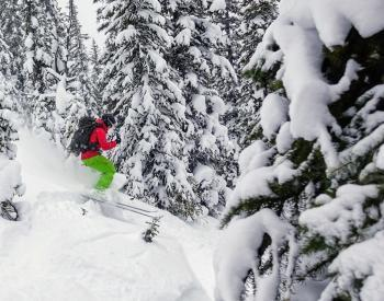 Ski Tour :: The Molars :: Kicking Horse Slackcountry