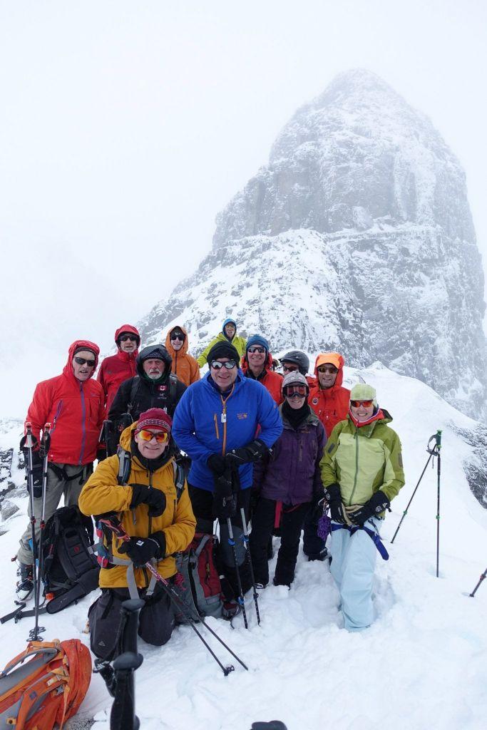 Solitaire Ski Peak