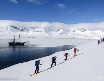 Svalbard Ski and Sail 2019