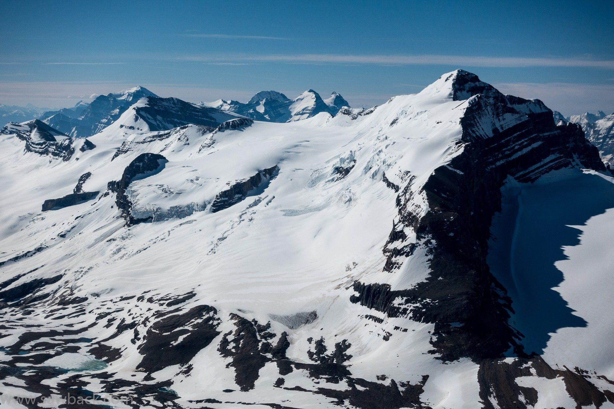 Balfour Peak and High Col