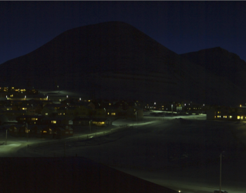 Longyearbyen Webcam Photo