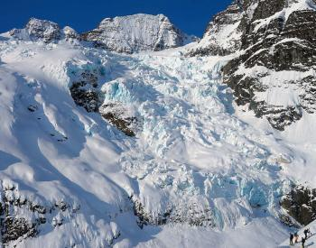 Northern British Columbia - Burnie Glacier by Pictures